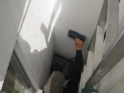 外壁鉄筋調査